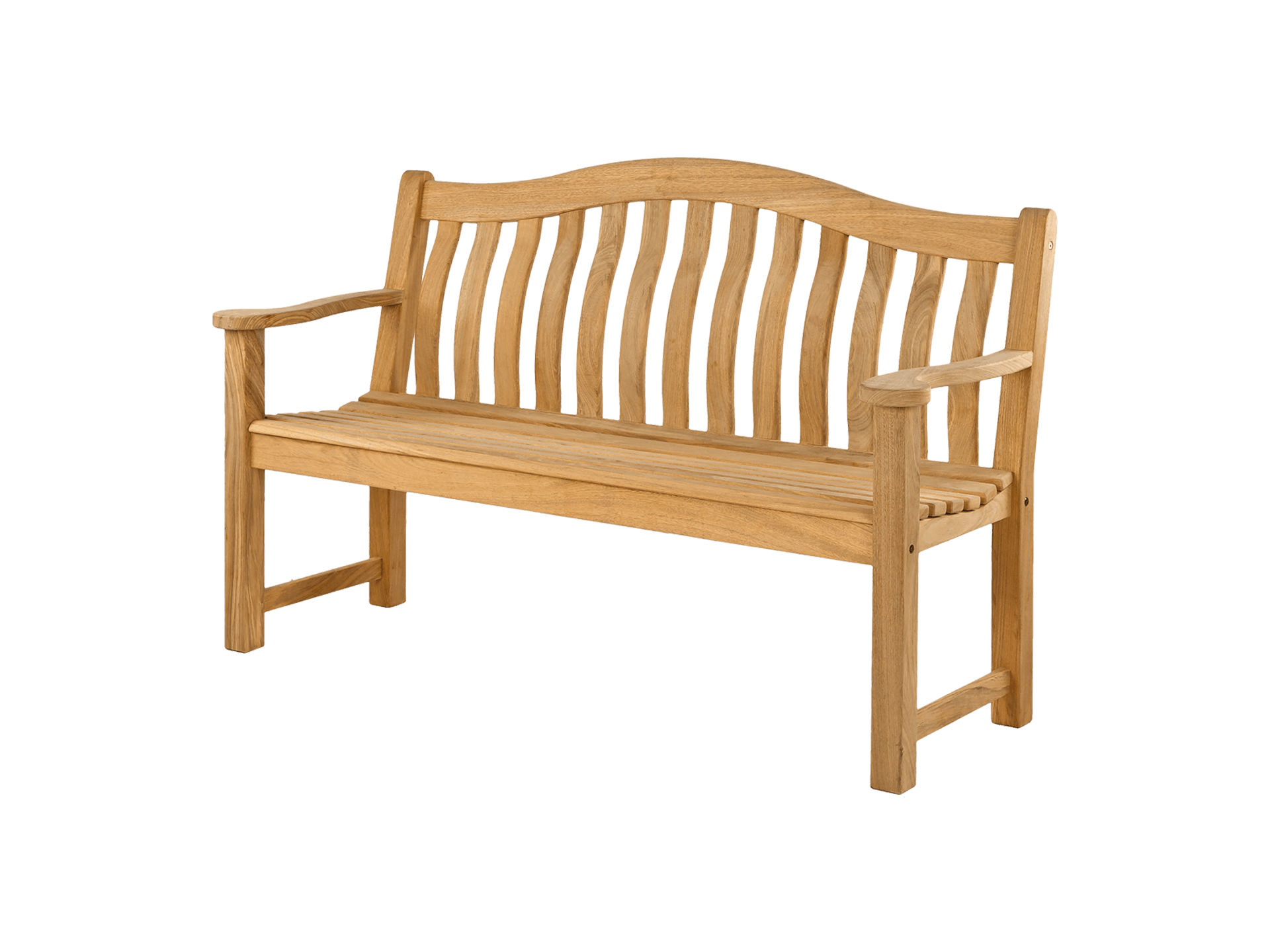 Turnberry Bench 5ft - Jensen Leisure Furniture