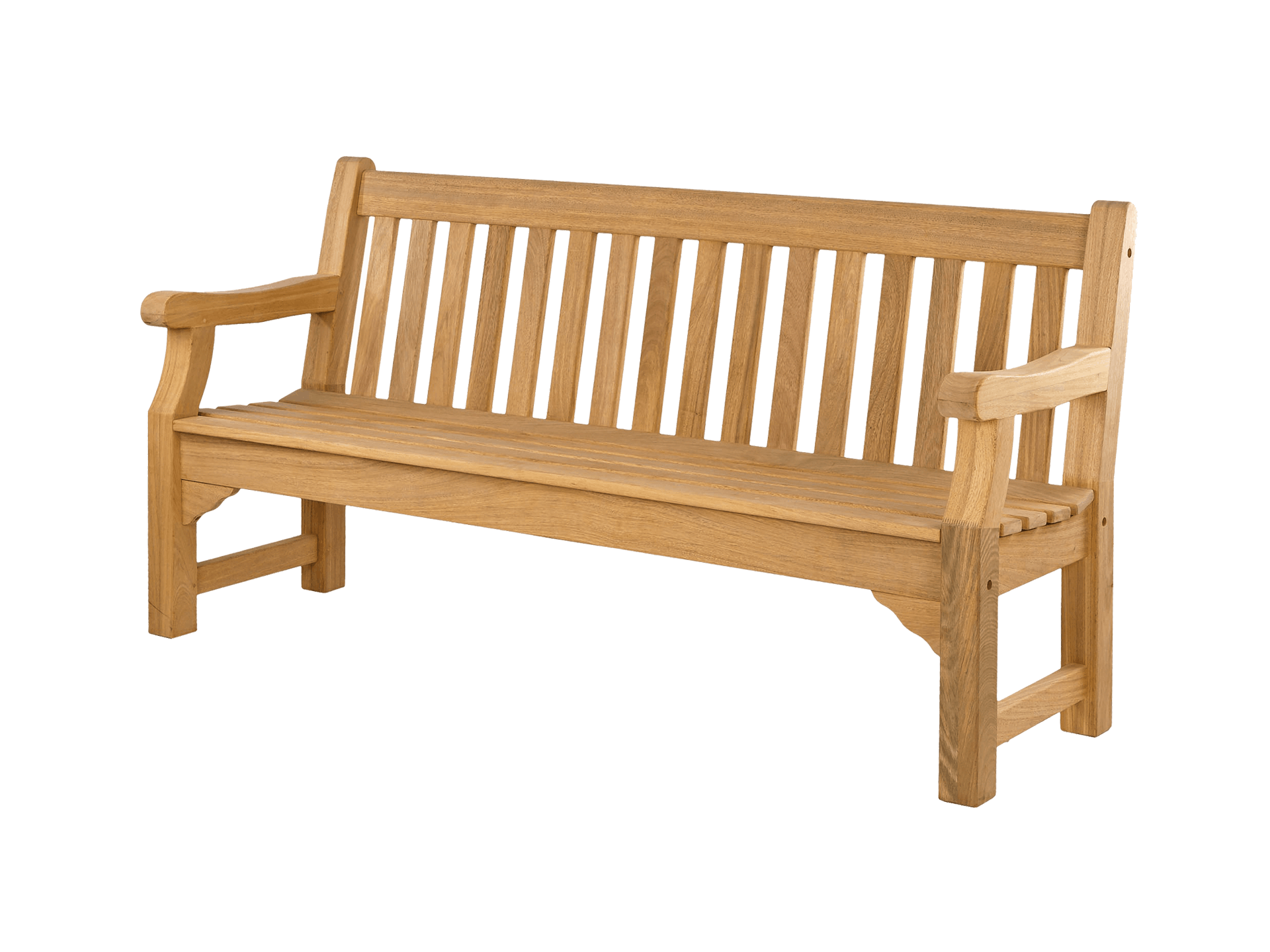 Royal Park Bench 6ft Jensen Leisure Furniture