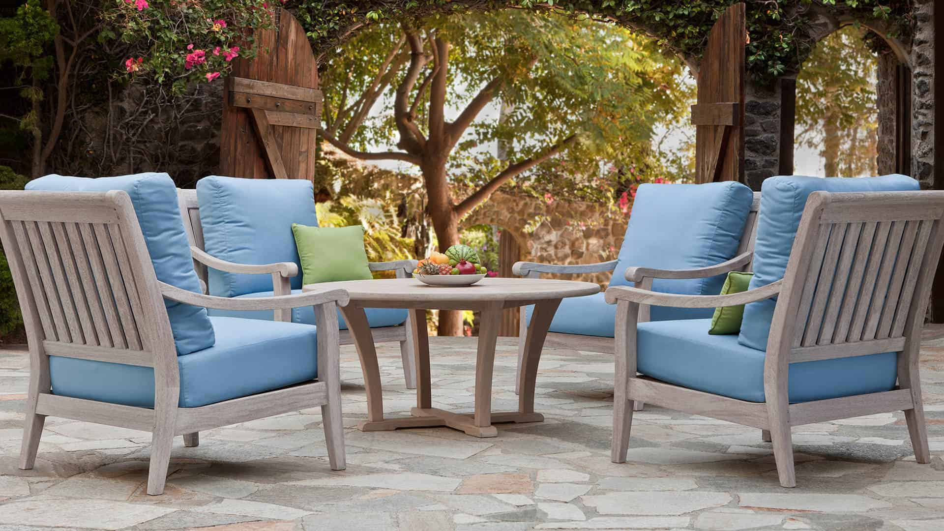 Commercial Outdoor Furniture Quality Contract Garden