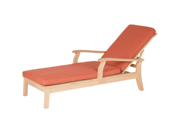 English Chaise Lounge