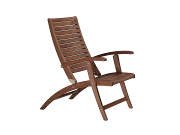 Classic Ipe-Atlantic Steamer Chair