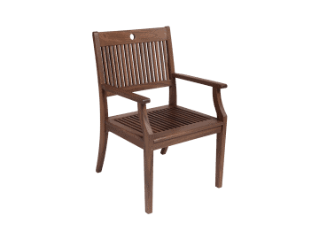Opal Dining Chair (with arms)