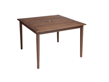 "Opal-41"" Square Dining Table"