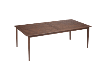 "Opal-84"" Rectangular Dining Table"