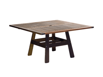 "Classic Ipe-53"" Beechworth Square Dining Table"