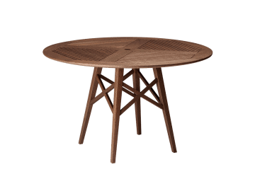 "Opal-48"" Round Dining Table"