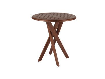 "Topaz-28"" Round Bistro Table"
