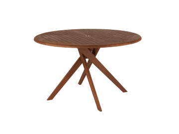 "Topaz-48"" Round Dining Table"