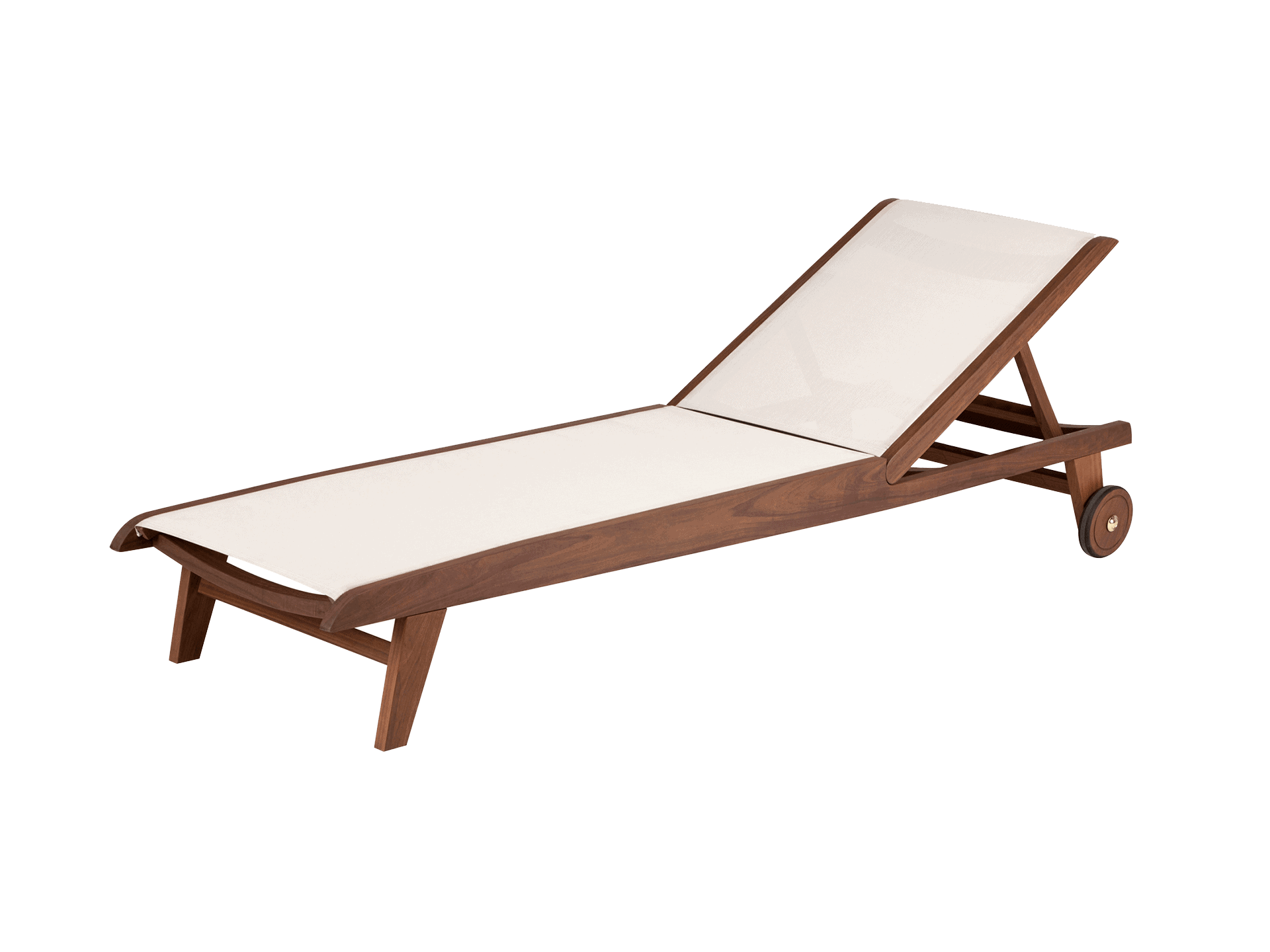 Topaz Natural Sling Chaise Jensen Leisure Furniture