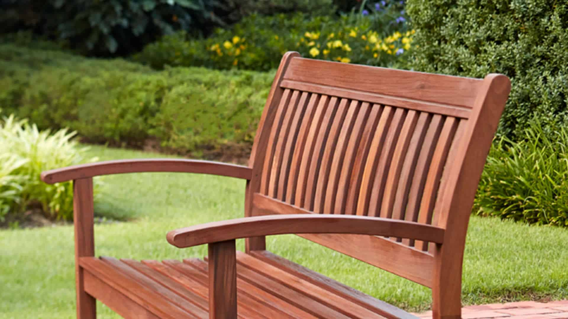 Garden Bench Jensen Leisure Furniture