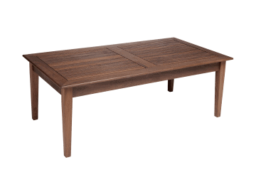 "Opal-47"" Rectangular Coffee Table"