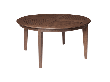 "Opal-43"" Round Chat Table"