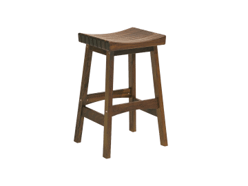 Classic Ipe-Sunset Bar Stool