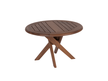 "Topaz-27"" Round Side Table"
