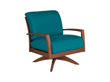 Topaz Swivel Lounge Chair