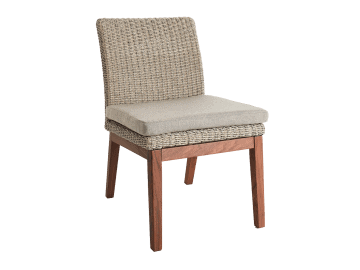 Coral Side Chair assembled