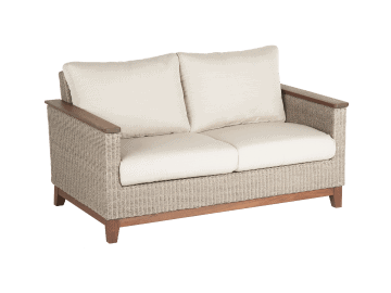 Coral-Loveseat | Natural