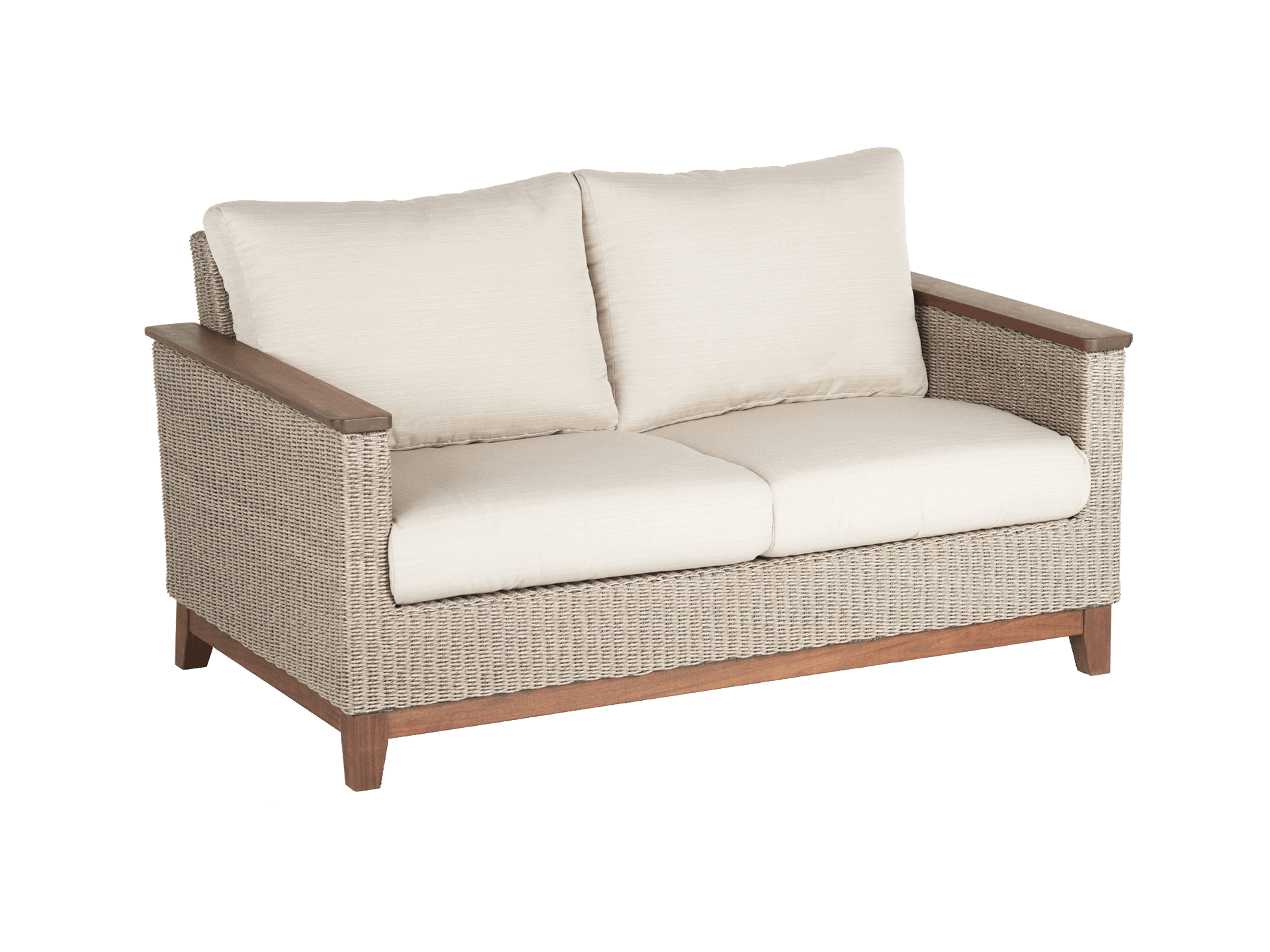 coral loveseat assembled jensen leisure furniture