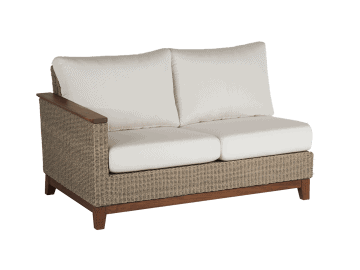 Coral-Sectional Right Seat | Natural
