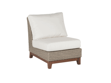Coral-Sectional Extension Seat | Natural