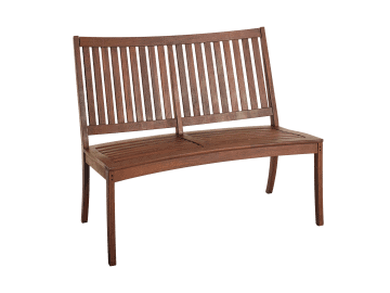 "Richmond-46"" Curved Bench"