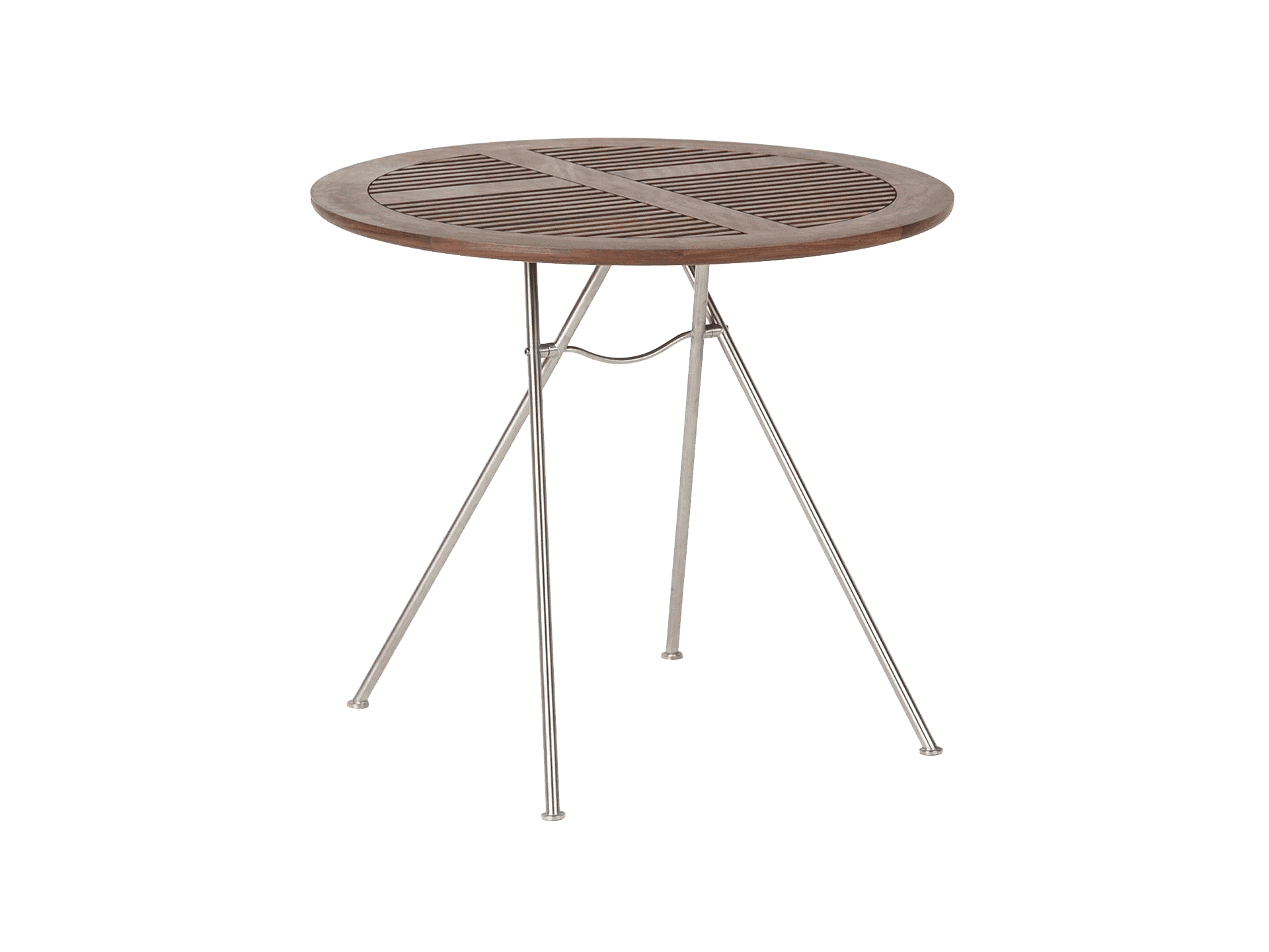Kaffe bistro folding table assembled