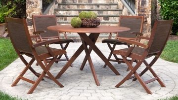Ipe Furniture Outdoor Furniture Crafted By Jensen Leisure