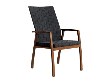 Eflex-Arm Chair | Gray