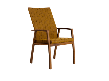 Eflex-Arm Chair | Bronze