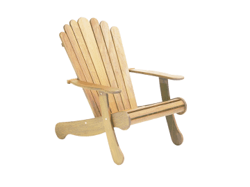 Roble-Adirondack Chair