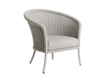Cordial-Lounge Chair | Beige