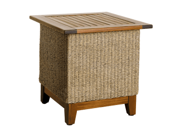Coral Square Side Table