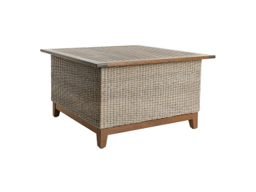 "Coral-42"" Square Chat Table 