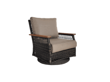Vintage Swivel Rocker