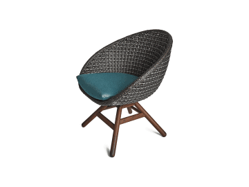 Nest-Swivel Lounge Chair