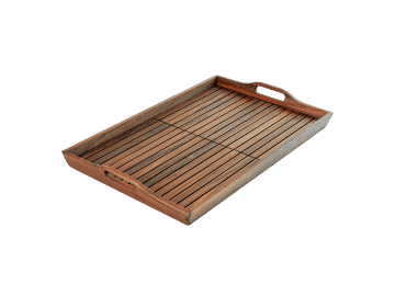 Classic Ipe-Serving Tray | Large