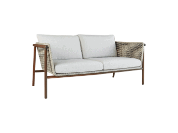 Forte-Loveseat